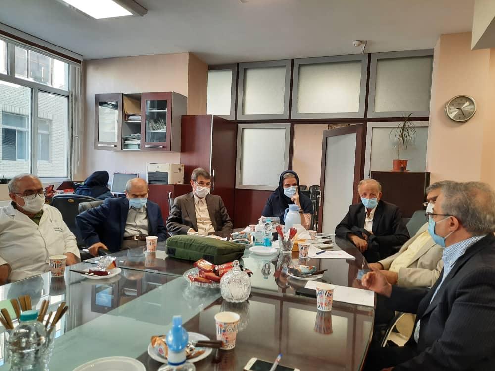 صدو سی و دومین جلسه هیأت مدیره انجمن مغز و اعصاب کودکان و نوجوانان ایران