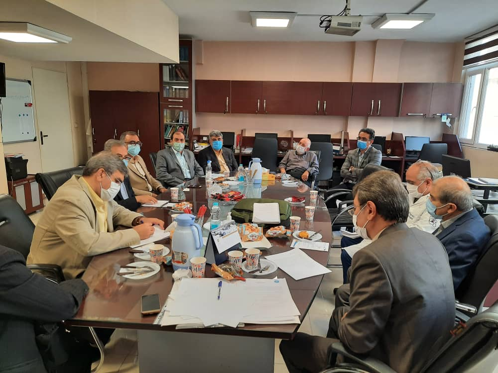 صدو سی و سومین جلسه هیأت مدیره انجمن مغز و اعصاب کودکان و نوجوانان ایران